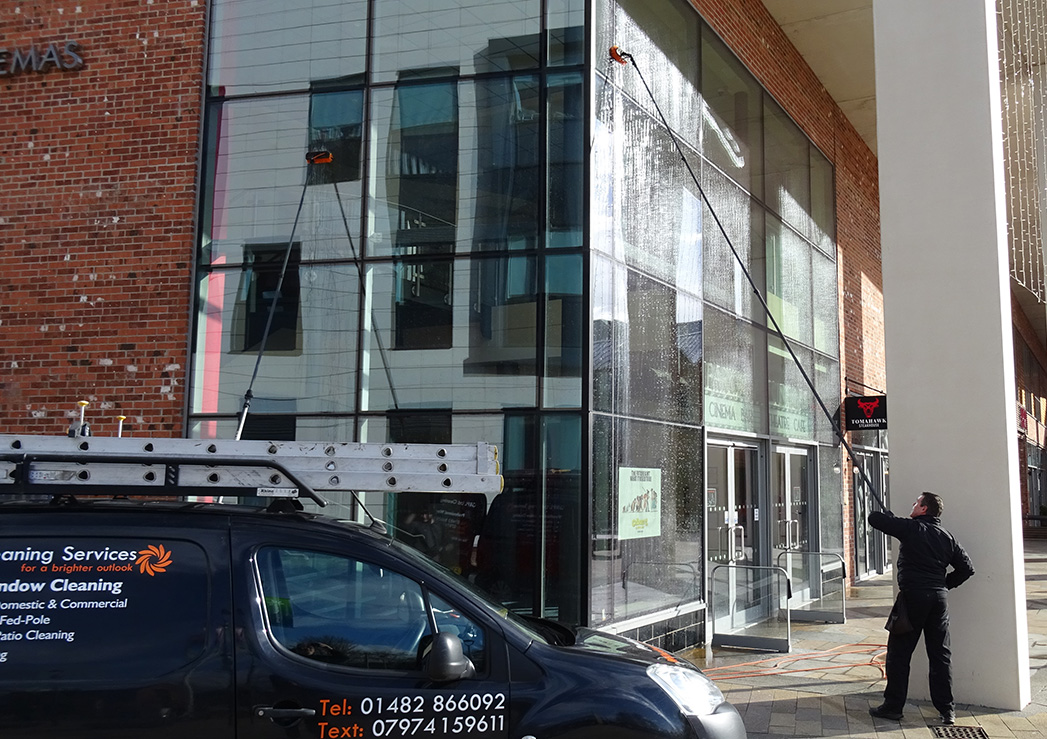 Commercial Window Cleaning Beverley